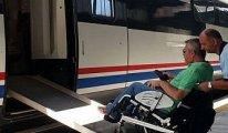 Engellilere ücretsiz YHT hakkı kaldırıldı