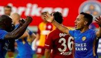 Galatasaray'da çöküş dönemi