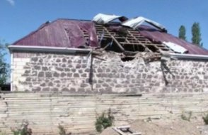 Ermenistan, Azerbaycan'da sivilleri hedef aldı!