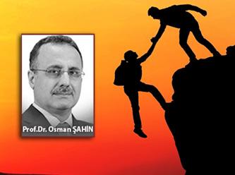 [Prof. Dr. Osman Şahin yazdı]  Şeffafiyet için neler yapılabilir…