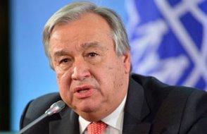 BM Genel Sekreteri adını koydu: Çağın en büyük krizi