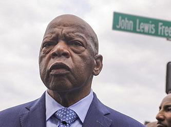 ABD Kongre Üyesi ve Sivil Haklar Savunucusu John Lewis hayatını kaybetti