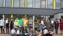 Eringerfeld Okulları göçmen çocuklara özel yaz programı yaptı