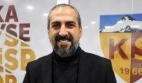 Kayserispor sözcüsünden skandal itiraf