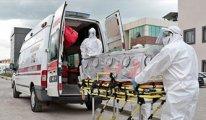 Korona hastası '5 hastanede de yer bulunamadığı için' hayatını kaybetti