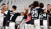 İtalya'da Juventus şampiyonluğu garantiledi