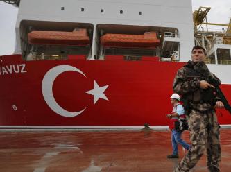 Doğu Akdeniz'de gerilim artıyor