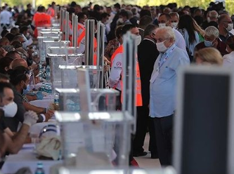 CHP PM'nin resmi sonuçları belli oldu