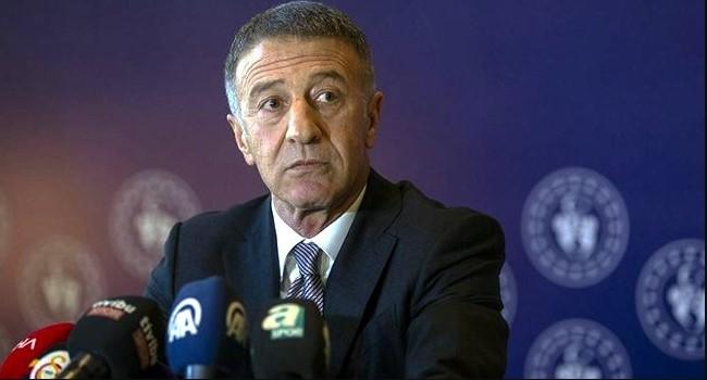 Ahmet Ağaoğlu, PFDK'ye sevk edildi