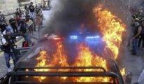 Meksika'da halk sokaklara döküldü