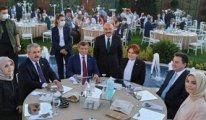 4 parti lideri aynı masada buluştu