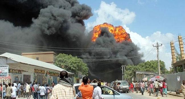 En az 8 kişi öldü, 14 kişi yaralandı
