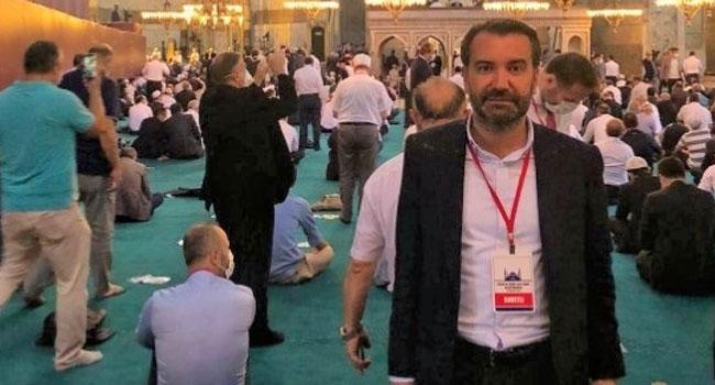 Bir AKP'liye daha Korona teşhisi
