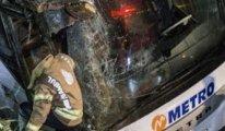 Metro'nun şoförünü defalarca uyarmışlar: Uykusuzsan dinlen