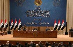 Irak parlamentosunda ürküten koronavirüs tablosu