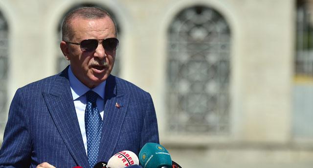 Almanya'dan Erdoğan'a suçlama: Antisemitist olaylardan Erdoğan da sorumlu