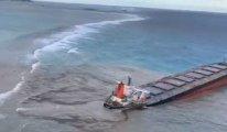Hint Okyanusu'nda çevre felaketi büyüyerek devam ediyor