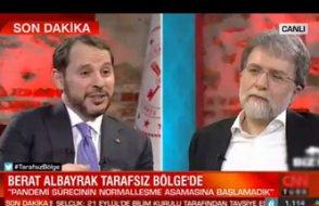 Ahmet Hakan şaşırtmadı: Albayrak'a sürekli linç ve hakaret var
