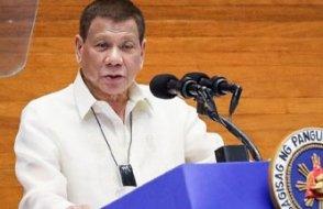 Filipinler'den tuhaf açıklama