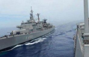 Erdoğan'ın 'denizde saldırı' dediği olayın aslı ortaya çıktı