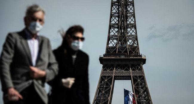 Fransa'da vaka sayısı 500 bini aştı