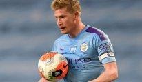 Premier Lig'de yılın futbolcusu Bruyne seçildi
