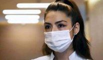Korona'ya yakalanan Türk hemşire 7 gün hiçbir şey göremedi