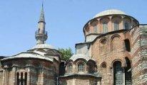 Ayasofya'dan sonra orası da camiye geri dönüştürülüyor