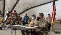 ABD o askeri üssünü Irak'a devretti