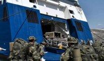 Doğu Akdeniz'de 'asker çıkarma' krizi
