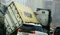 Rusya'da Maysak tayfunu hayatı felç etti!