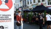 Belçika'da korona virüs artışa geçti