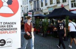 Salgınla baş edemeyen Belçika kısmi sürü bağışıklığı kararı aldı