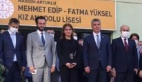 AİHM Başkanın en sembolik ziyareti:  AKP'lilerle birlikte kayyım atanan Mardin'e gitti!