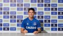 James Rodriguez, Everton ile anlaşma sağladı