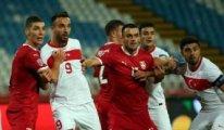 Türkiye ikinci maçında da galip gelemedi