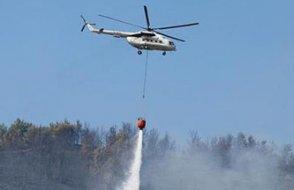 Skandal skandal üstüne, kiralık helikopterler için uçuş garantisi de verilmiş