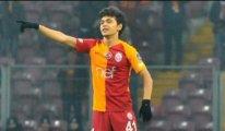 Galatasaray'ın genç ismi takıma veda etti