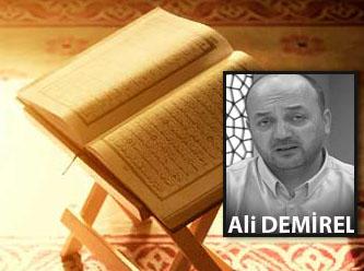 [Dr. Ali Demirel cevapladı] Kadere iman Kur'an'da geçmiyor mu?