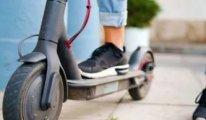 Elektrikli scooterlara düzenleme geliyor