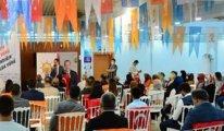 AKP kongresinde 'bayrağa saygısızlık' tartışması
