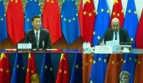 Kritik zirve: AB'den Çin'e