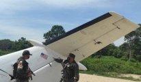 Venezuela, ABD uçağını düşürdü!