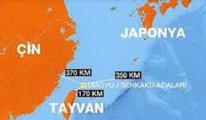 Tayvan Çin'e karşı yardım istedi