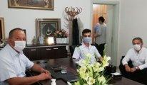 Rahatlığın boyutu! Teğmen AKP ilçe teşkilatında...