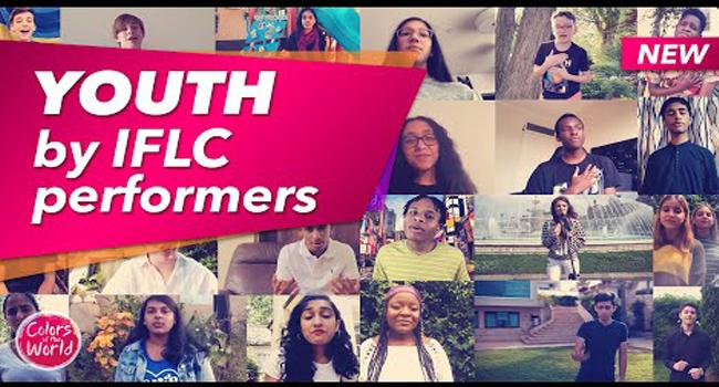 İFLC gönüllüsü gençlerden farklı performans