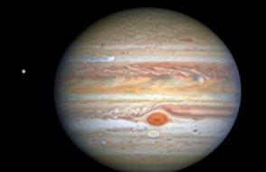 Hubble'dan Jüpiter'deki Fırtınaların Yeni Görüntüsü