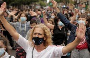 Madrid yönetimi salgına karşı ordudan destek istedi