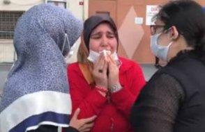 Harbiyeli annesi Melek Çetinkaya'nın tahliye sonrası ilk sözü