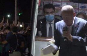 Erdoğan halka yine çay attı!